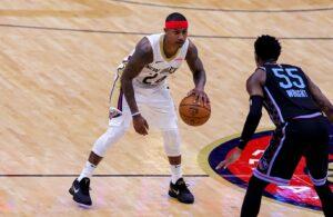 Isaiah Thomas New Orleans Pelicans
