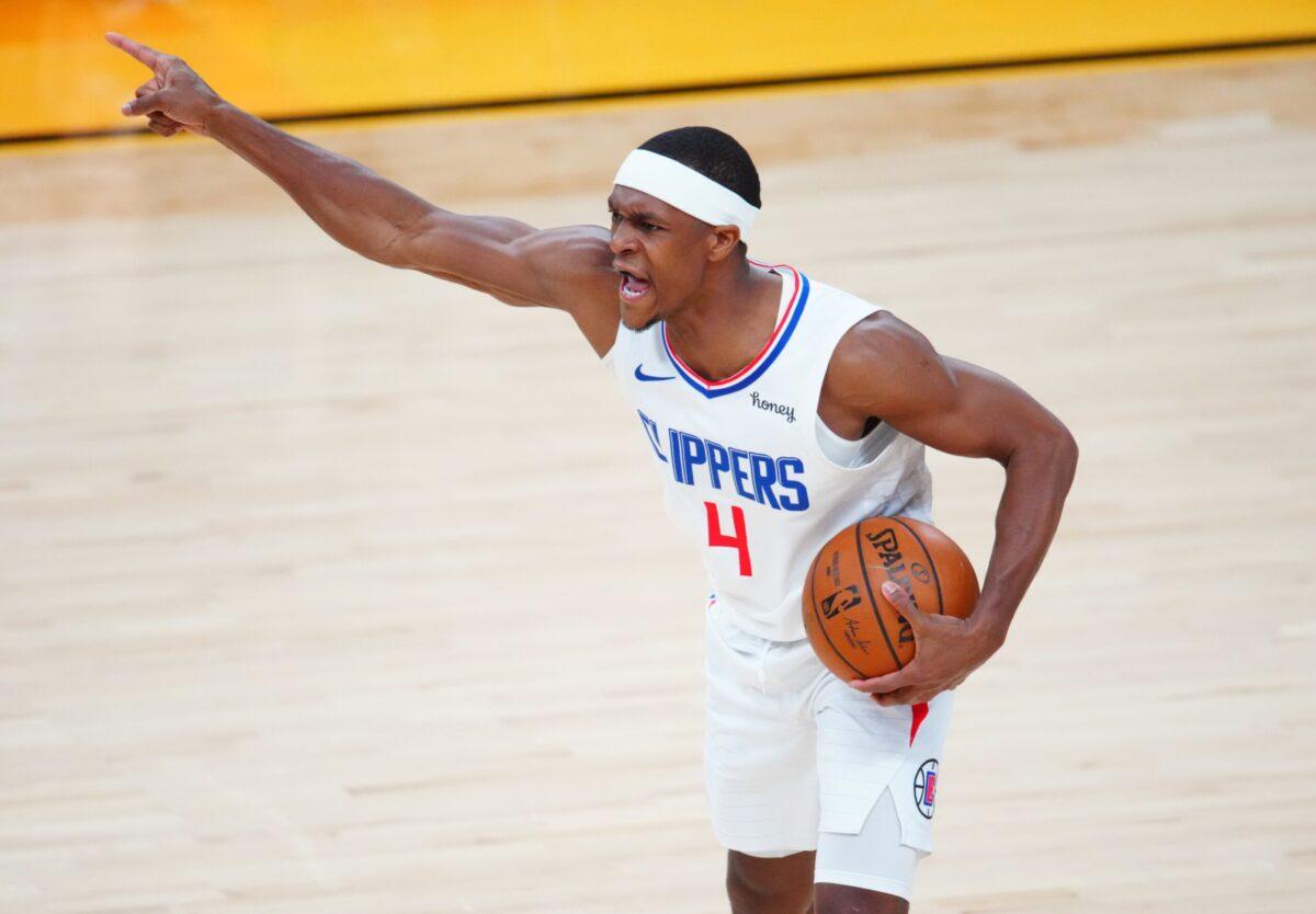 Rajon Rondo Clippers