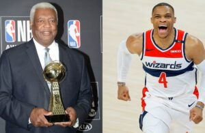 Oscar Roberston and Russell Westbrook