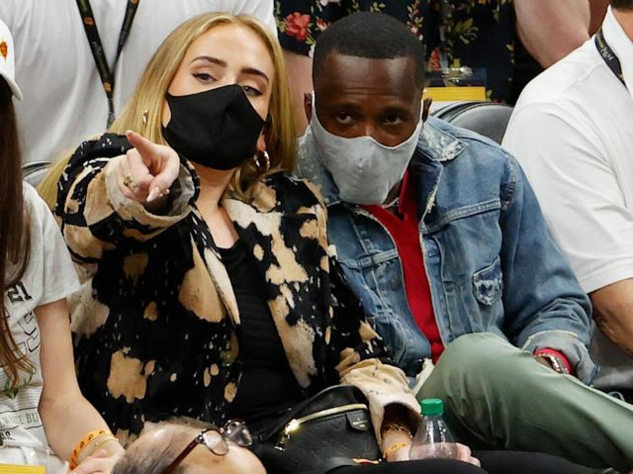 Adele recalls inception of her relationship with Rich Paul: 'I was a bit drunk' - Lakers Daily