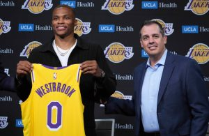 Frank Vogel and Russell Westbrook
